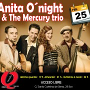 annita o'night and the mercury trio